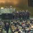 The UN General Assembly voted this morning for five non-permanent members of the UN Security Council in a far more exciting competition than expected. The states which are elected will serve […]
