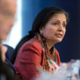 Lakshmi Puri, the UN Women's Deputy Executive Director, will head the agency pending nominations from member states and selection of the organization's new head this summer by the UN Secretary General